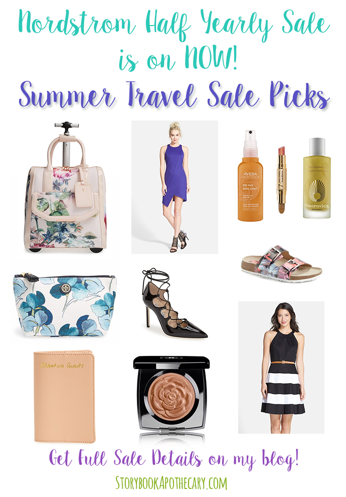 The Nordstrom Half Yearly Sale starts RIGHT NOW!