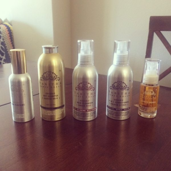 Tabitha James Kraan Luxury Hair Care Review