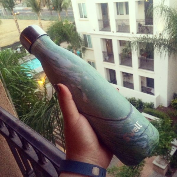 The Ultimate Eco Accessory for Summer | S'well Water Bottle