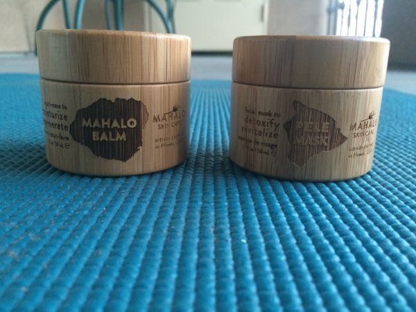 Beautiful Eco Chic MAHALO Skincare Review