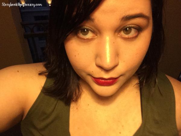 Makeup Mix Up: American Beauty Makeup Look