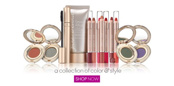Jane Iredale 2015 Fall Makeup Collection