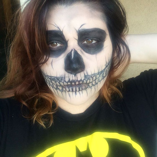 skeleton_makeup