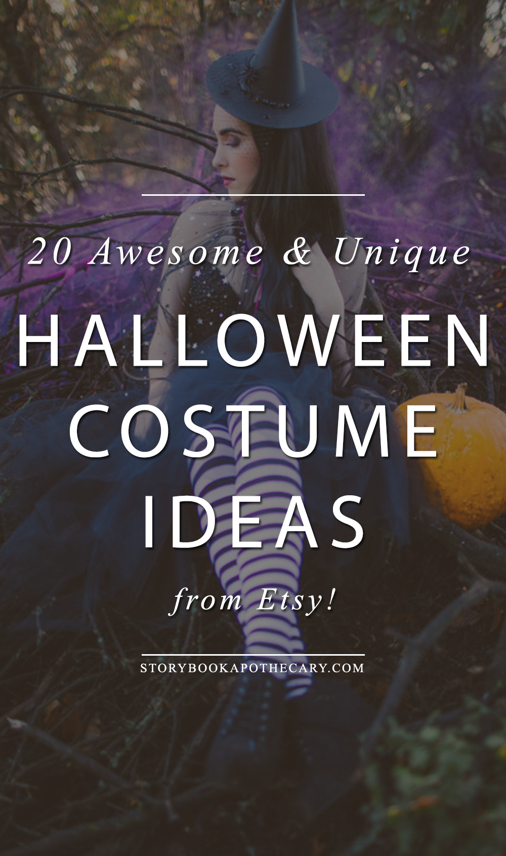 Halloween Costume Ideas from Etsy