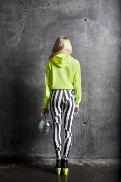 beetlejuice leggings _halloween fashion
