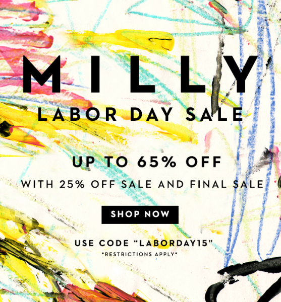 LAST CHANCE to Shop these Labor Day Sales!