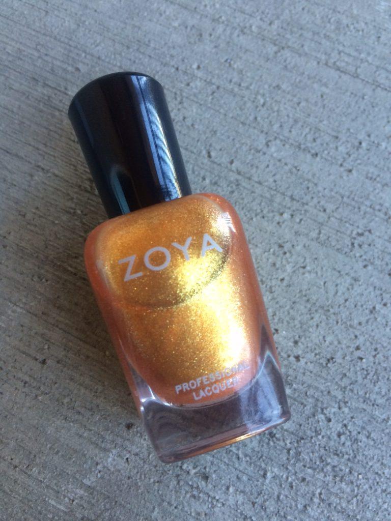 zoya nail polish tanzy