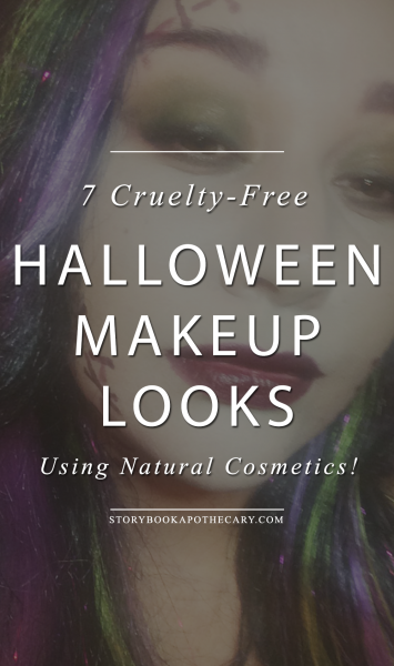 Non-Toxic Halloween Makeup Ideas 2015