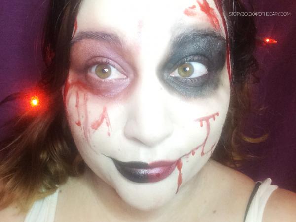 Non-Toxic Halloween | Harley Quinn Makeup