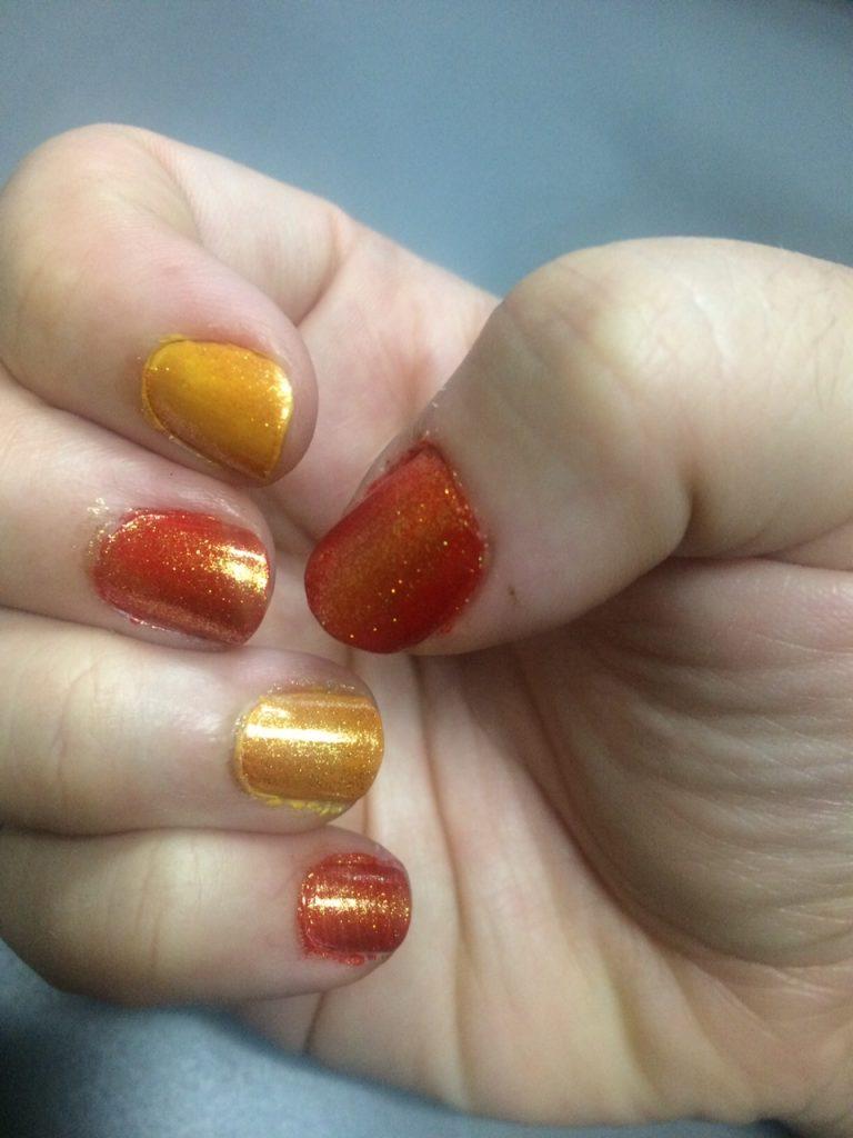kure bazaar fall nails