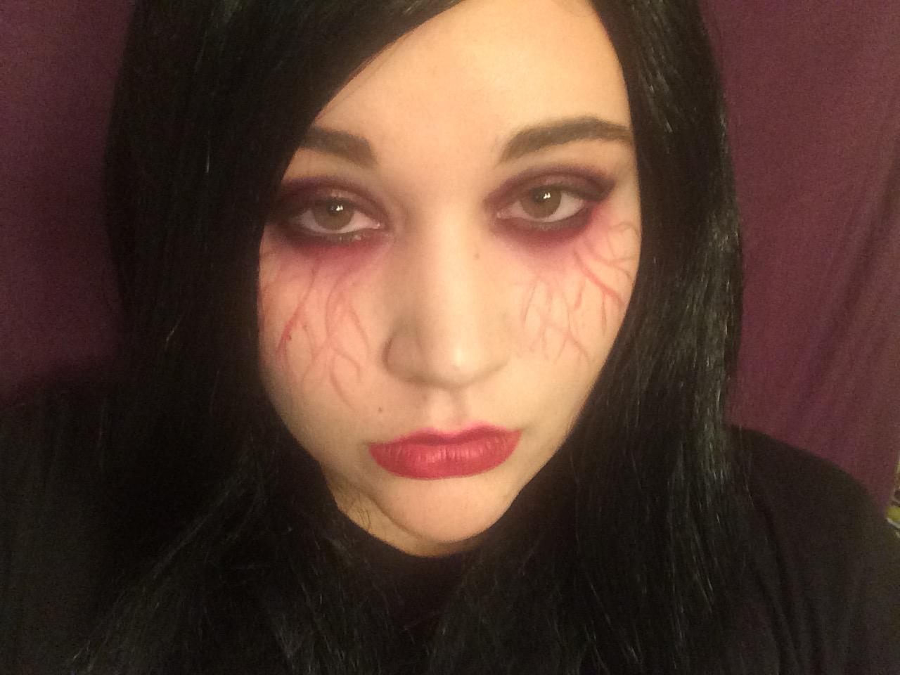 Vampire Makeup Look Storybook Apothecary - Vampire Makeup