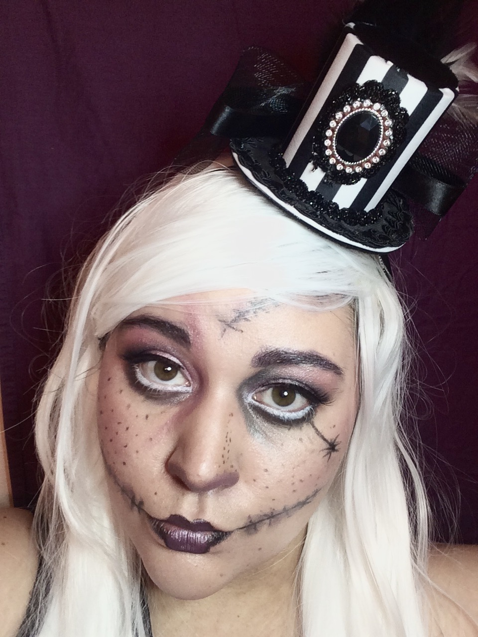Non-Toxic Halloween Makeup Ideas   Storybook Apothecary