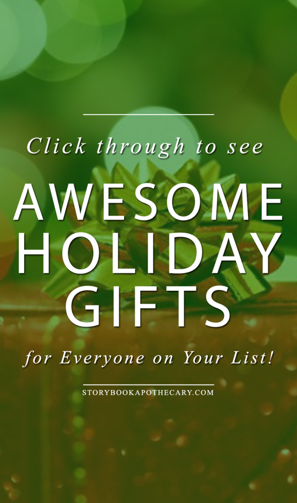 Awesome Holiday Gifts for Everyone On Your List!