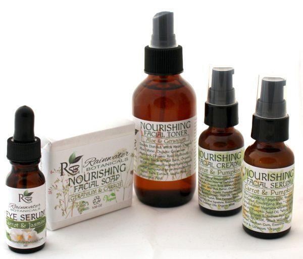 NOURISHING KIT rainwater botanicals green beauty holiday giveaway