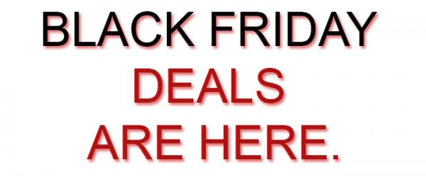 The Best Online Black Friday Deals