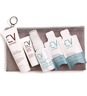cv skinlabs gift set - green beauty gift guide