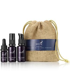 mun skincare gift set - green beauty gift guide