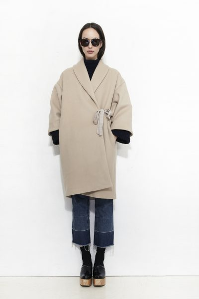 Mr Larkin Ace Robe Coat