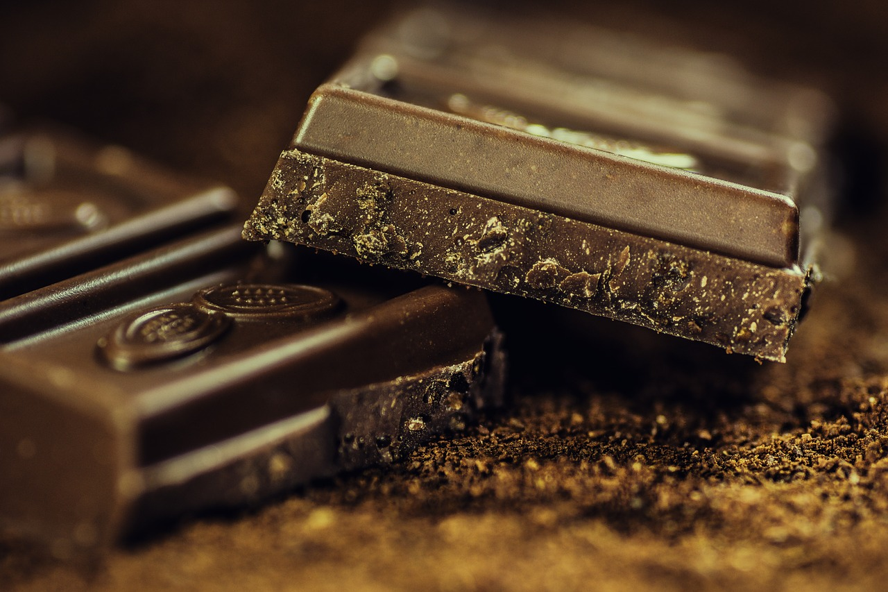 chocolate-beauty foods