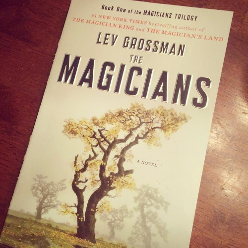 The Magicians Trilogy Book Review