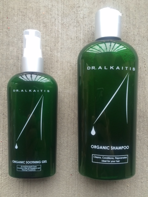 Winter Green Beauty Discoveries // Dr Alkaitis Skincare Review