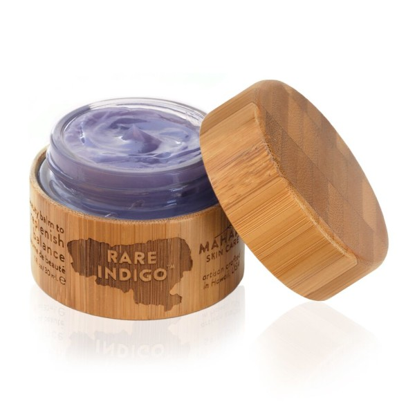 Mahalo Rare Indigo Balm | Click through to see my Top 5 Natural Face Moisturizers for Inflamed, Irritated & Sensitive Skin