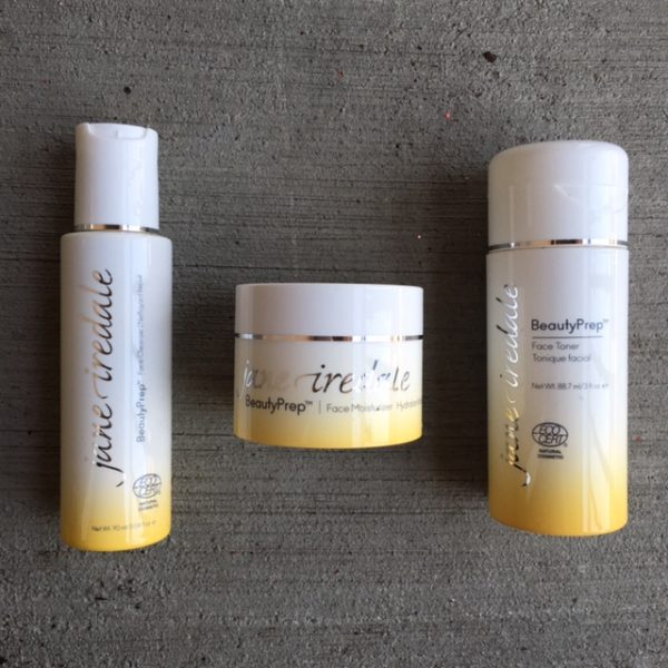 Jane Iredale BeautyPrep Skincare Products Are Perfect for Makeup Lovers!