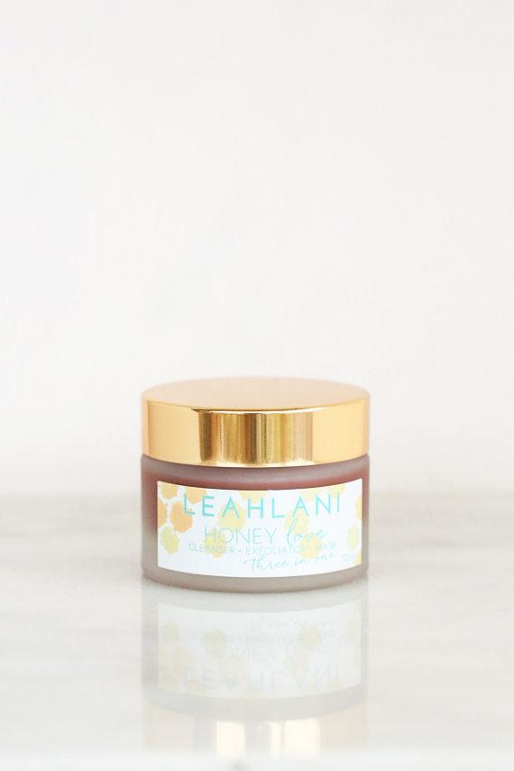 leahlani love honey cleanser 3 in 1
