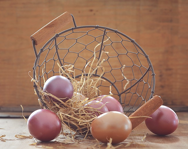 how to have a more sustainable easter 2016