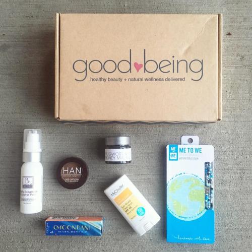 April GoodBeing Box