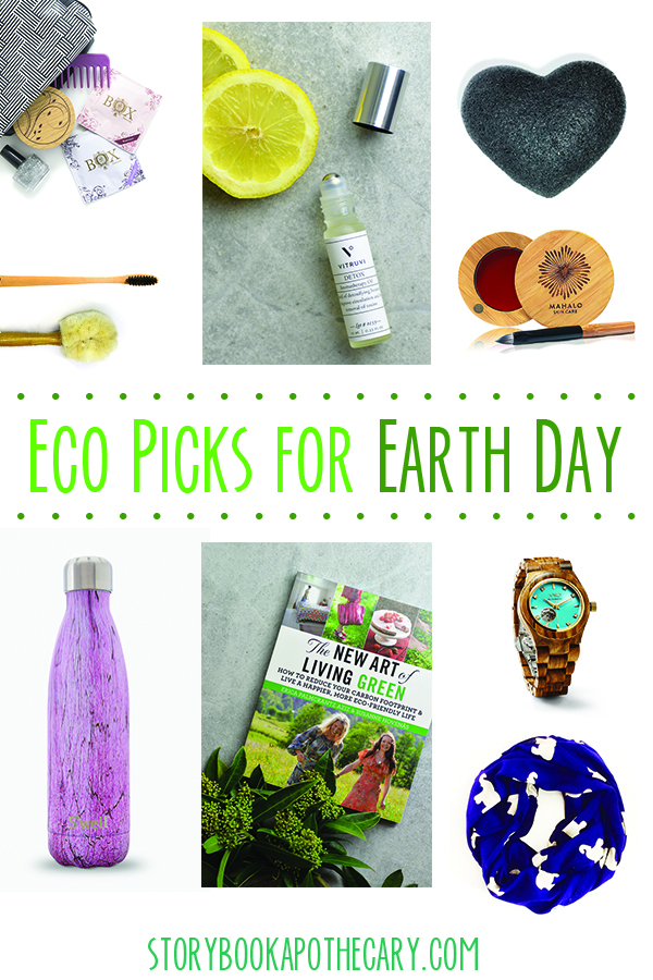 Eco Picks for Earth Day