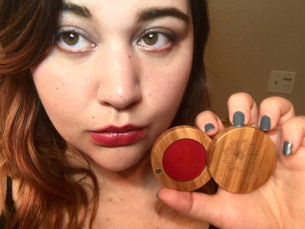 MAHALO Red My Lips Organic Lip Tint
