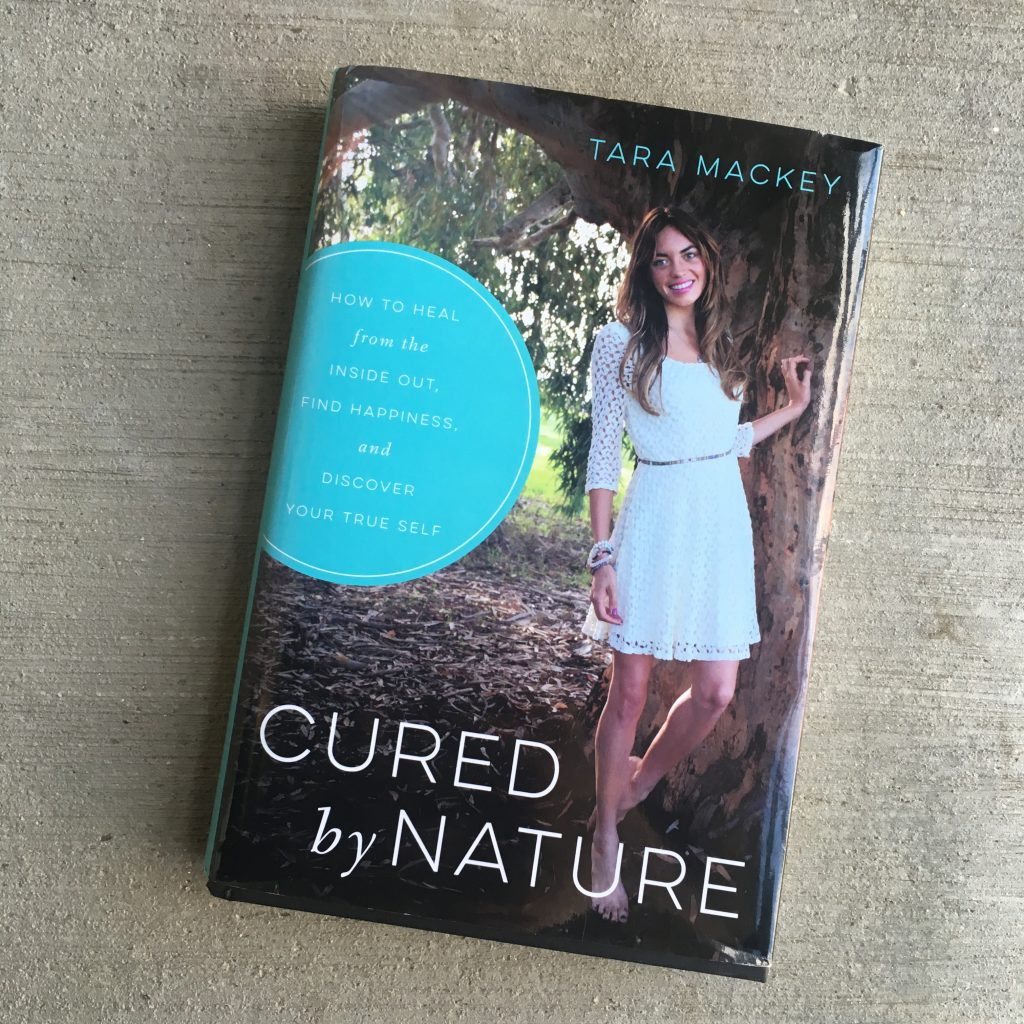 Cured by Nature Book