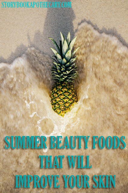 Summer Beauty Foods that Will Improve Your Skin