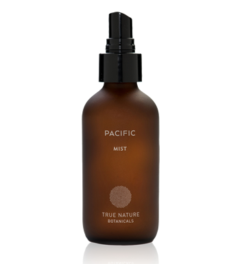 True Botanicals Pacific Face - Organic Face Mists that Are Worth the Money