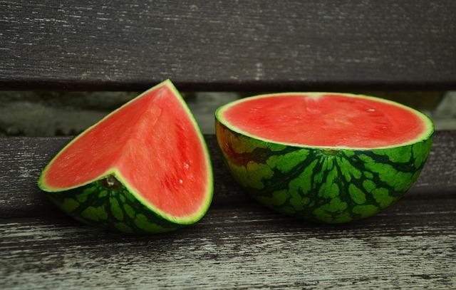 watermelon - summer beauty foods for better skin