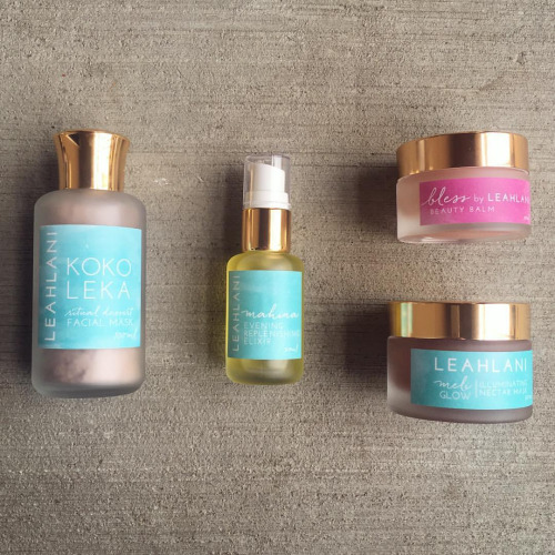 NEW Leahlani Skincare Discoveries
