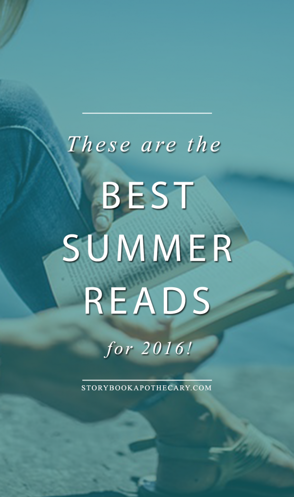 These are the BEST Summer Reads for 2016!