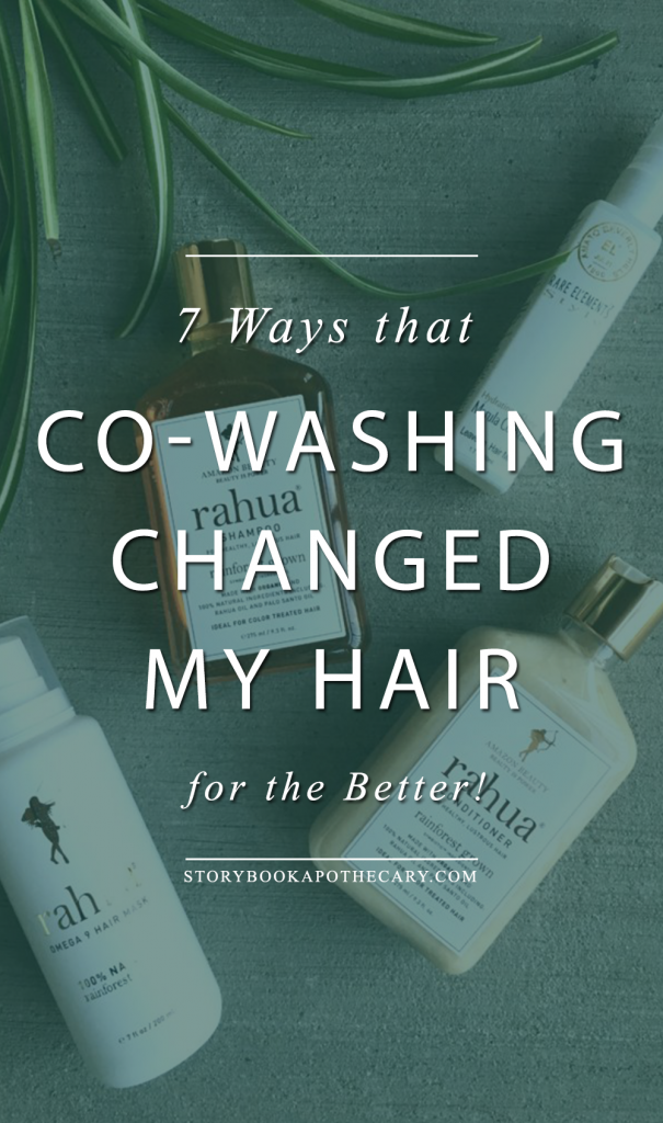 7 Ways Co Washing Changed My Hair