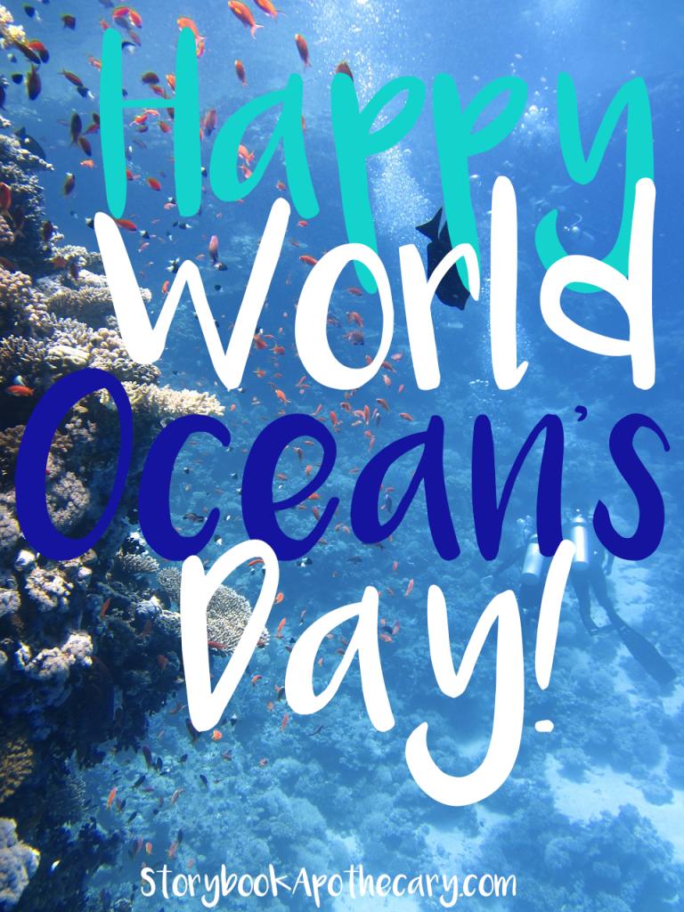 happy world ocean's day