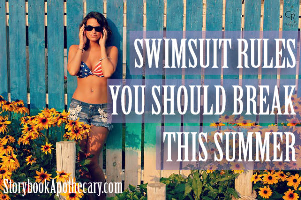 5 Swimsuit Rules You Should Break this Summer