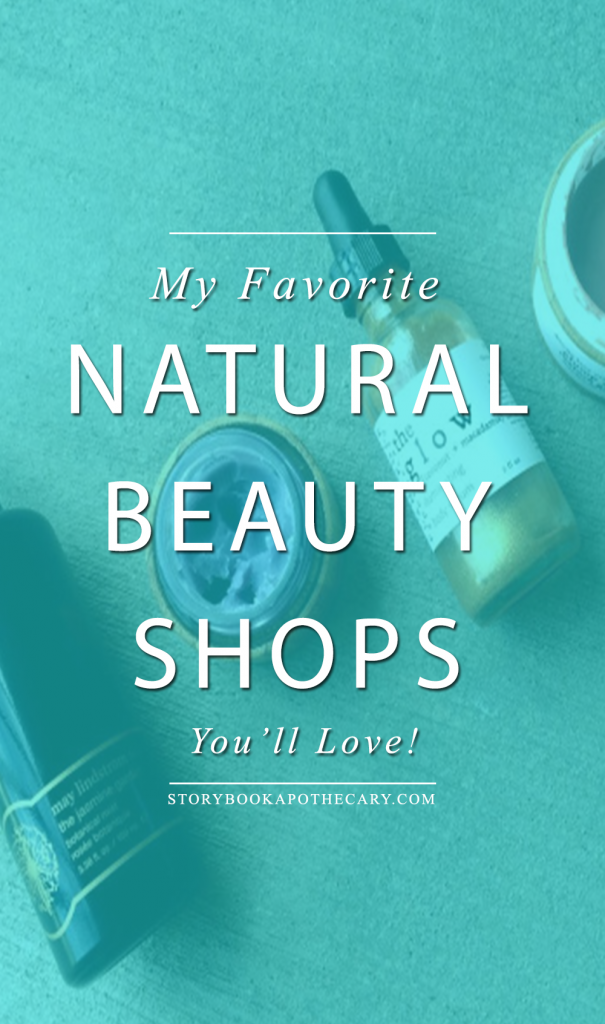 My Favorite Natural Beauty Shop Picks that You'll Love!