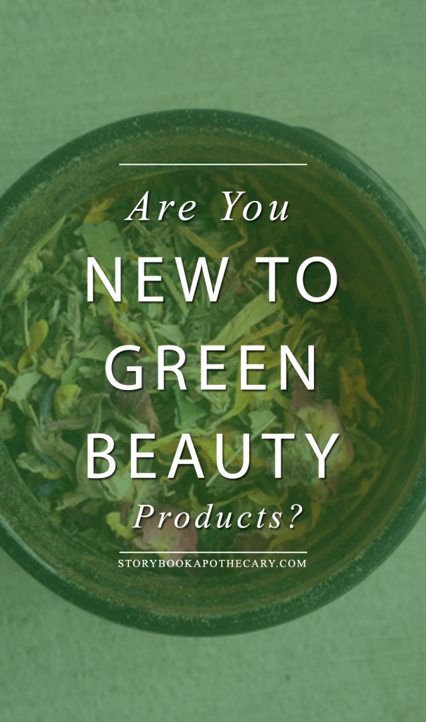 Are You New to Green Beauty? Click through for TONS of Free resources to help you get started on your journey to healthier beauty and a healthier life!