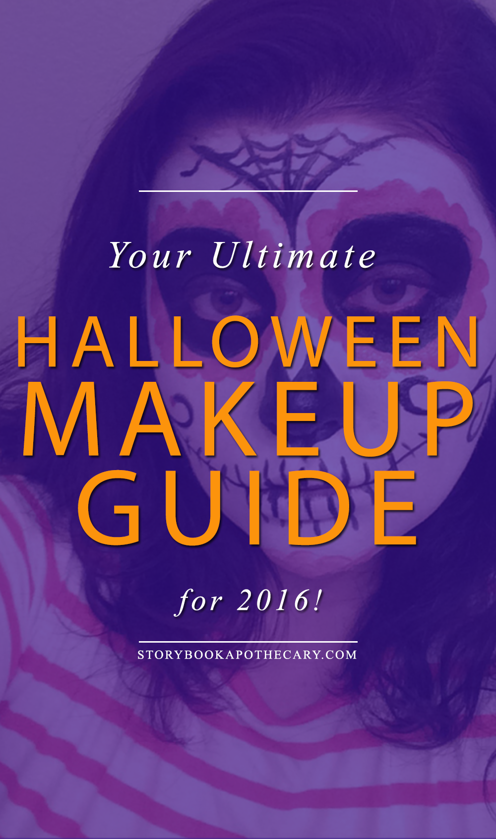 Halloween Makeup Guide 2016