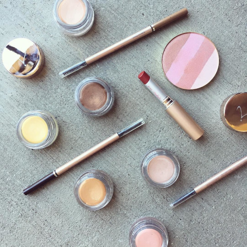 Jane Iredale Fall Makeup 2016