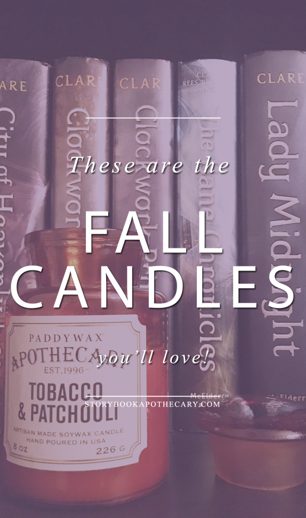 Fall Candles You'll LOVE!