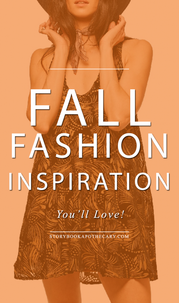 Fall Fashion Inspiration You'll Love!