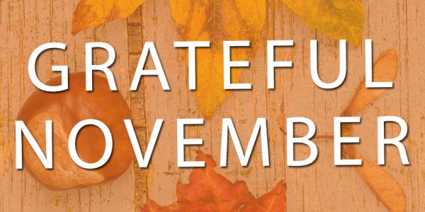 Grateful November Challenge!