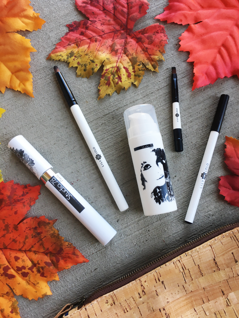 5 Fall Makeup Trends You Will Love! Click through for fall makeup looks and recommendations to inspire you this season! #FallforGreenBeauty #Ad