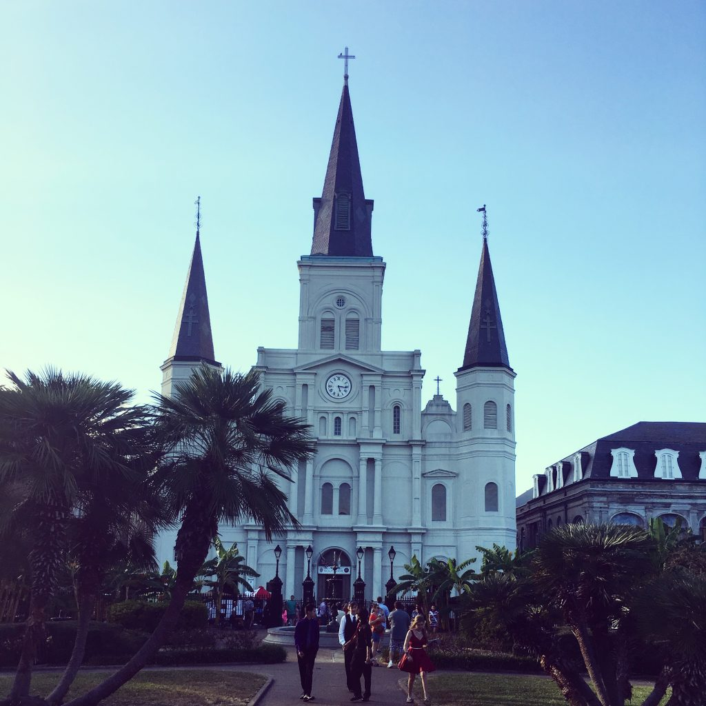St Louis Cathedral Jackson Square